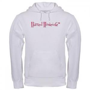 Harried Housewife Hooded Sweatshirt